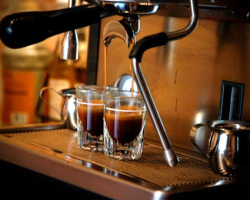 Cafés espresso